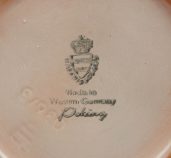 Wazon Waechtersbach Peking mark