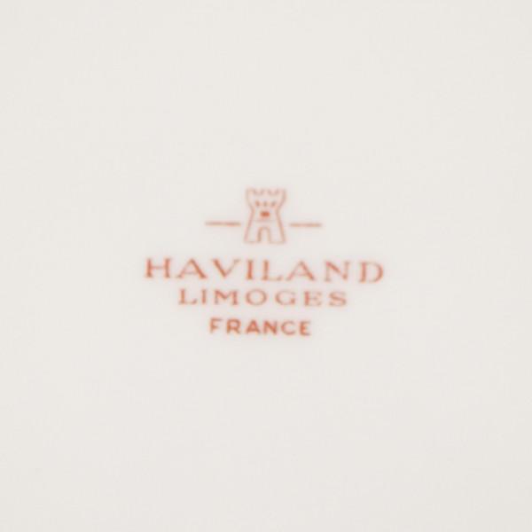 Serwis obiadowy Limoges Haviland mark