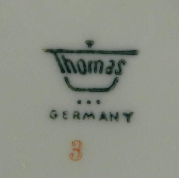 Wazon Thomas sygnatura