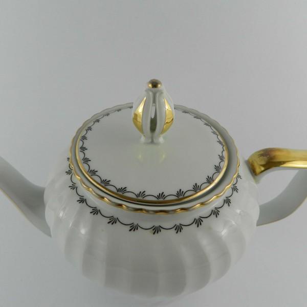 Dzbanek do herbaty Tettau decor