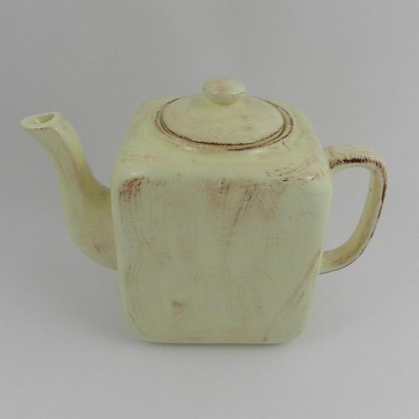 Dzbanek do herbaty w stylu prowansalskim
