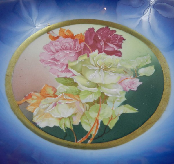 Misa patera Moritz Zdekauer Bohemia flowers