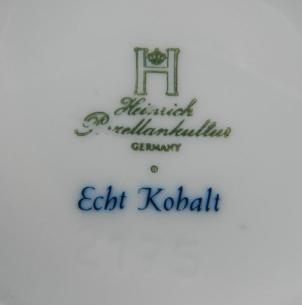Wazon Heinrich Kobalt mark