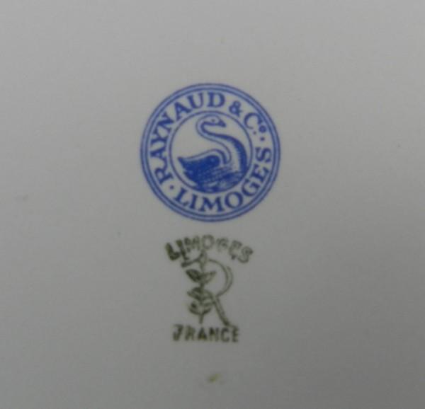 Patera Limoges Raynaud mark