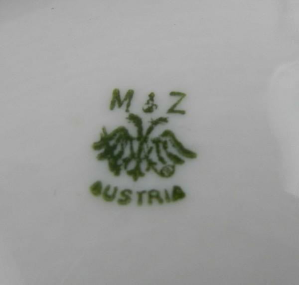 Misa patera Moritz Zdekauer Bohemia mark