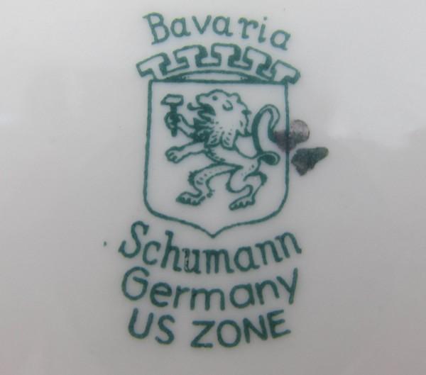 Ażurowa patera Schumann mark