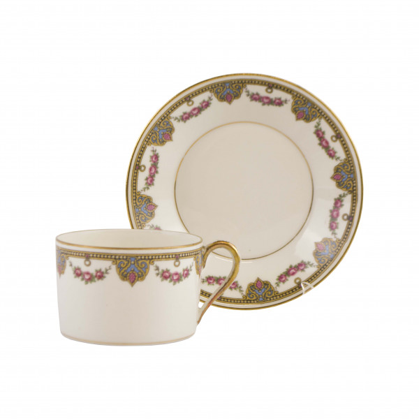 Serwis Limoges Raynaud cup front