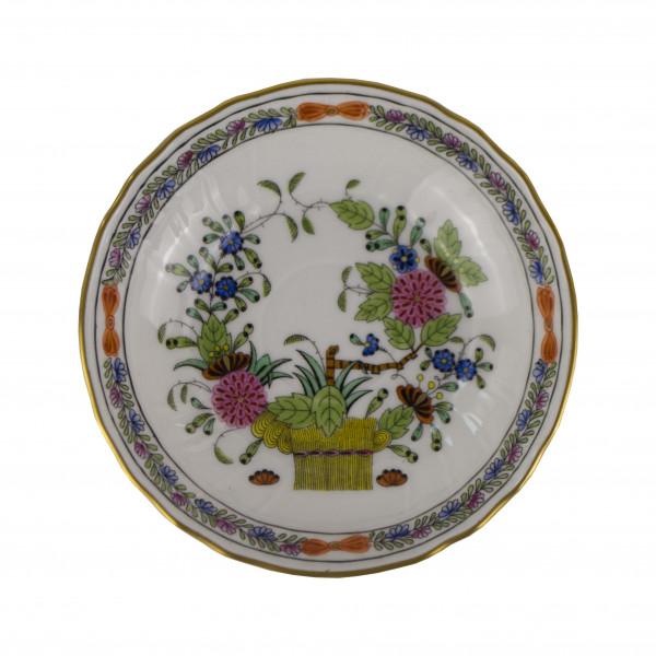 Serwis Herend Indian Basket saucer
