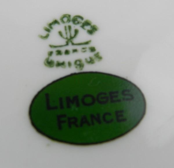 Cukiernica Limoges mark