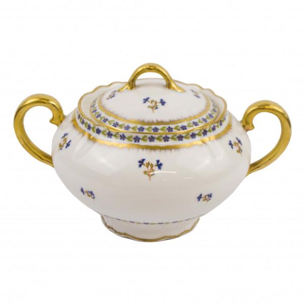Dzbanek i cukiernica Limoges Balleroy sugar bowl