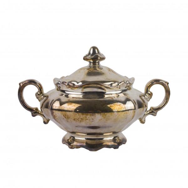 Garnitur Heinrich srebro platerowane sugar bowl