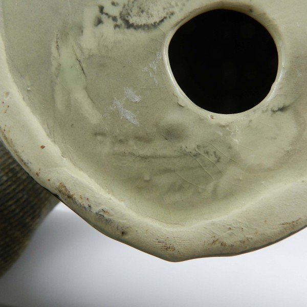 Ceramiczna figurka psa base