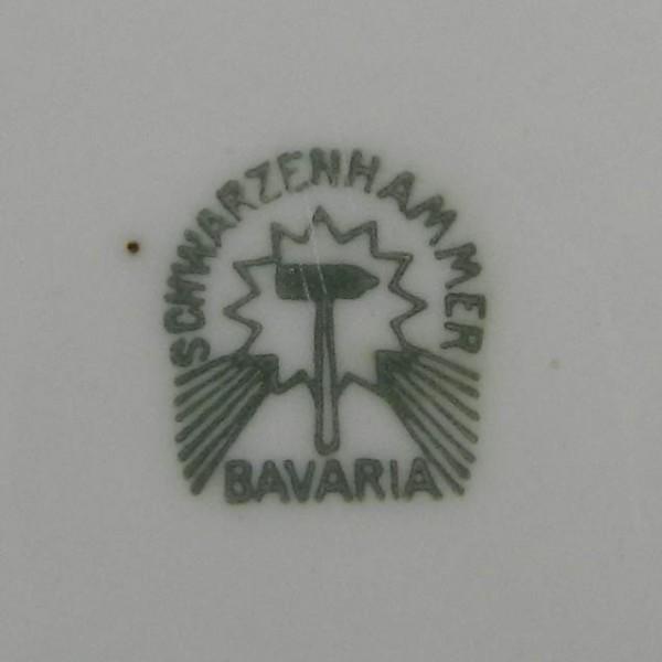 Ażurowa patera Schwarzenhammer mark