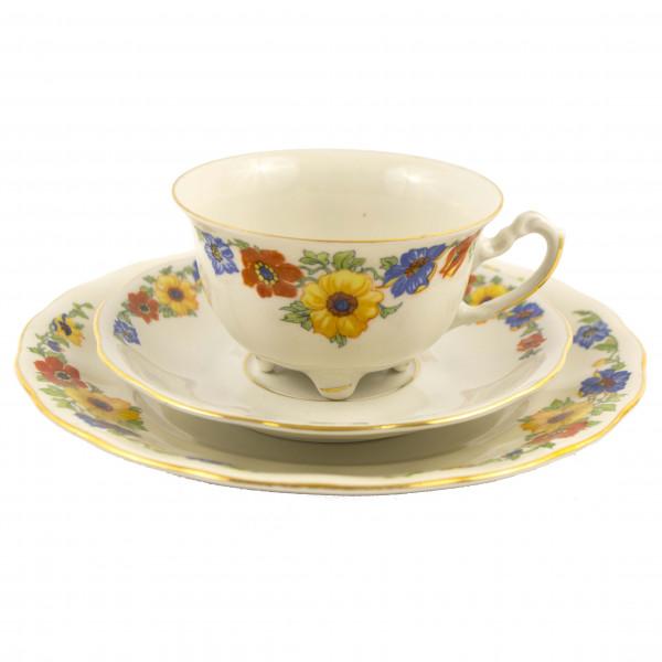 Serwis do herbaty Charlotte Koenigszelt cup