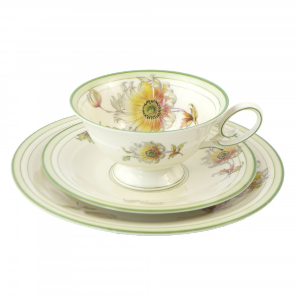 Porcelanowa filiżanka śniadaniowa Tirschenreuth