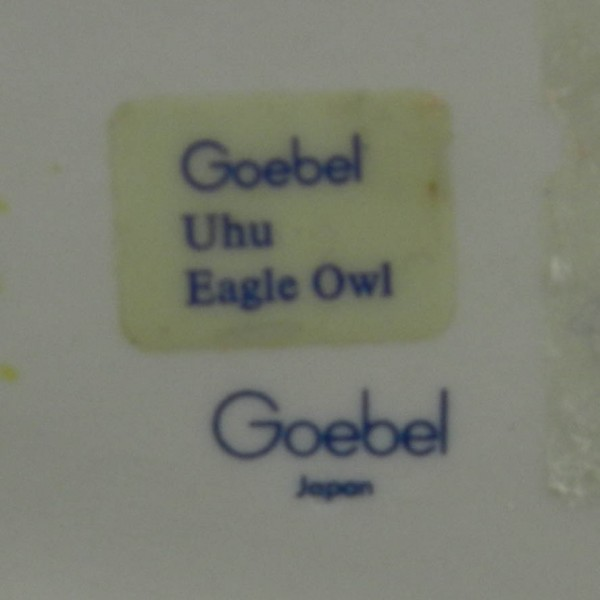 Figurka Goebel sowa mark