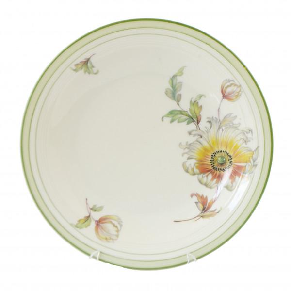Porcelanowa filiżanka śniadaniowa Tirschenreuth plate