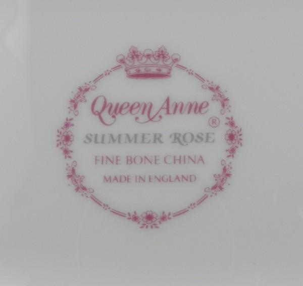 Patera Queen Anne Summer Rose mark