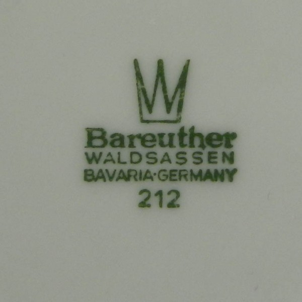 Wazon Bareuther Waldsassen mark