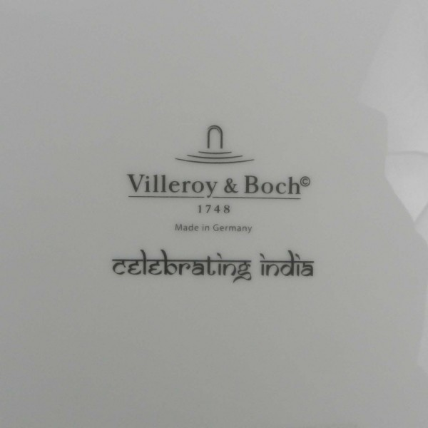 Patera Villeroy&Boch Modern Grace Celebrating India mark