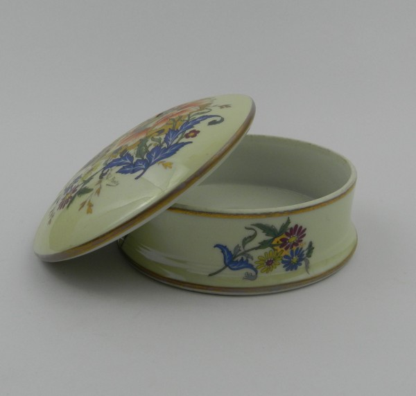 Puzdro Paulhat Limoges lid