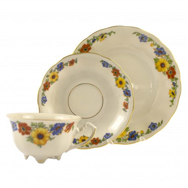 Serwis do herbaty Charlotte Koenigszelt cup front