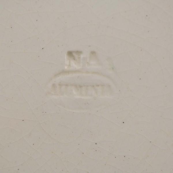Duży talerz dekoracyjny Royal Copenhagen Aluminia mark 1
