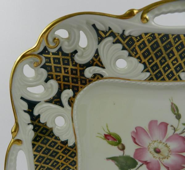 Ażurowa patera Schawarzenhammer decor