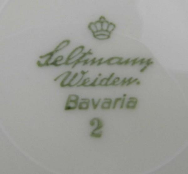 Filiżanka Seltmann Weiden sygnatura