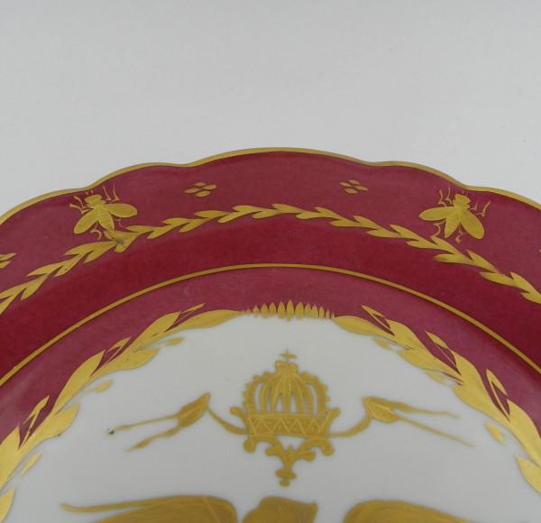 Talerz dekoracyjny Limoges ULIM decor 2