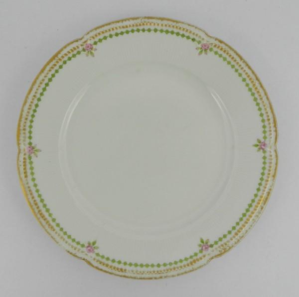Talerze deserowe Limoges plate