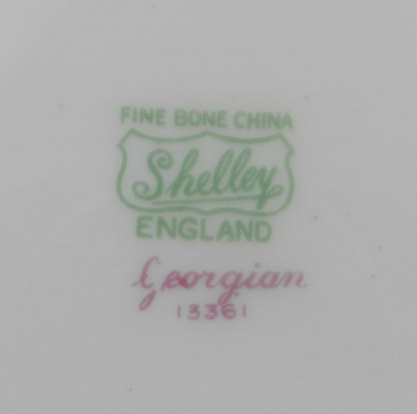 Patera Shelley Georgian mark