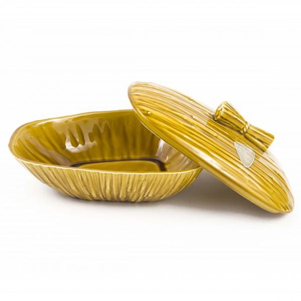 Ceramiczny pojemnik bomboniera Keralux lid